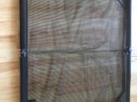 Bagažinės pertvara, kablys, durų spyna Vw Touran
