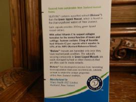 Seatone papildai sąnariams(midijų ekstraktas) - nuotraukos Nr. 4