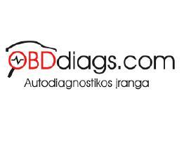 Diagnostikos įranga automobiliams nuo 15 Eur