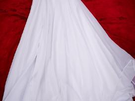 Elegantiška vestuvinė suknelė - nuotraukos Nr. 3
