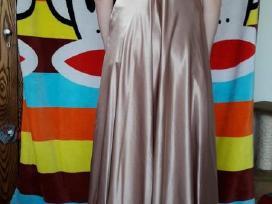 Šventinė elegantiška (pamergių) suknelė - nuotraukos Nr. 3