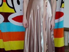 Šventinė elegantiška (pamergių) suknelė - nuotraukos Nr. 4