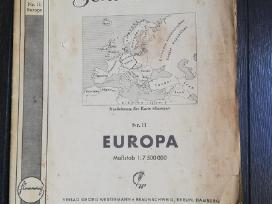 Vokiškas žemėlapis