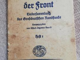 Ww2 vokiška knyga