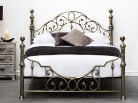 Naujos klasikinės metalinės lovos - nuotraukos Nr. 2