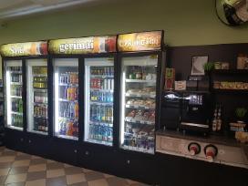 Naujos vertikalios saldymo vitrinos prekybai - nuotraukos Nr. 2