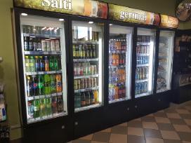 Naujos vertikalios saldymo vitrinos prekybai - nuotraukos Nr. 3