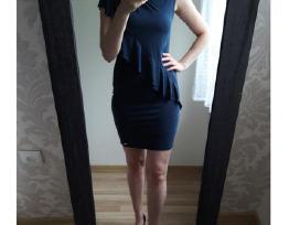 Tamsiai mėlyna Mohito suknelė