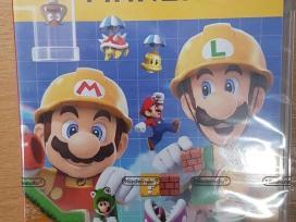 Naujas Super Mario Maker 2 Nintendo Switch