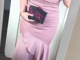 Progine suknele ir bateliai