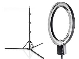Makiažo lempa NG-65c 65 W + Light Stand 2,2m