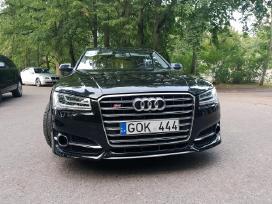 Audi A8, A8l, S8, Q7 nuoma vestuvems - nuotraukos Nr. 2