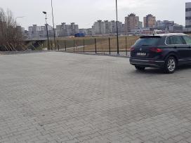 Gatvių, kelių, aikštelių įrengimas iš trinkelių - nuotraukos Nr. 2