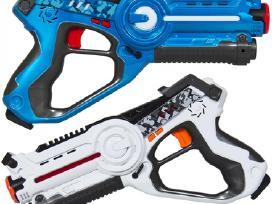 Lazeriniai pistoletai su kaukėmis - nuotraukos Nr. 2