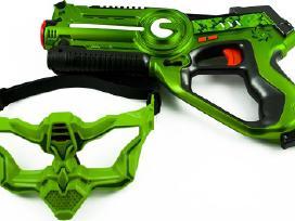 Lazeriniai pistoletai su kaukėmis - nuotraukos Nr. 5