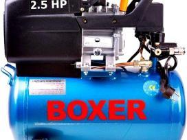 Naujas Boxer kompresorius 25l