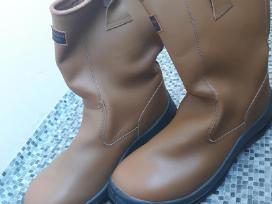 Darbiniai profesionalūs vyriški odinia batai Bacou