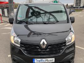 2017-2019 metų Keleivinių mikroautobusų nuoma