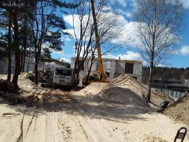 Pastatų statyba nuo 470eurų/m2