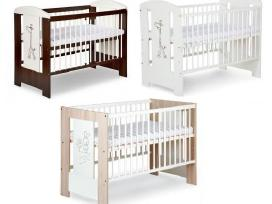 Naujos kūdikių lovytės Klups Safari