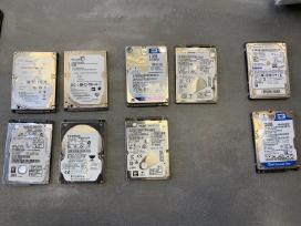 Naudoti kompiuteriu diskai
