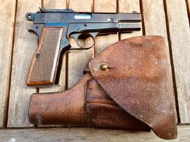 Browning Fn Captain High-power 1941-42 Wehrmacht