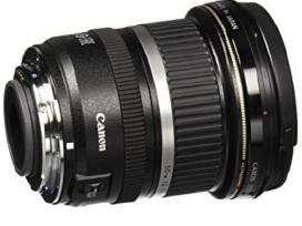 Canon 10-22mm, 17-85mm