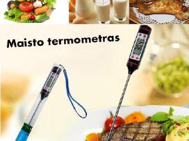 Maisto Termometras