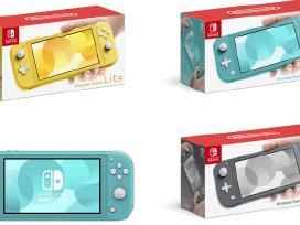 New Nintendo Switch tik 239 Eur