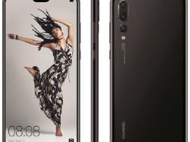 Naujas Huawei P20 Dual Sim 128gb su Garantija