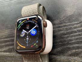 Gold Stainless Apple Watch 4 GPS + Cellular, 44mm
