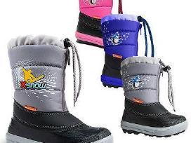 Nauji Demar Kenny žieminiai sniego batai