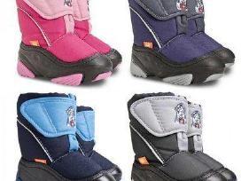 Nauji Demar Doggy žieminiai sniego batai