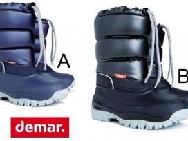 Nauji Demar Lucky žieminiai batai