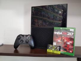 Xbox One 500gb + Nba 2k20 Su Garantija