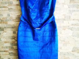Daili mėlyna suknelė