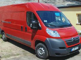 Krovininiu mikroautobusu nuoma nuo 10 euru