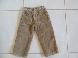 Žieminės velvetinės kelnės - nuotraukos Nr. 3