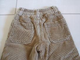 Žieminės velvetinės kelnės - nuotraukos Nr. 4