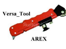 Manufacturer of Versa_tool, Arex, Cutterman Zigzag