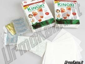 Kinoki detox detoksikaciniai pleistrai - nuotraukos Nr. 3