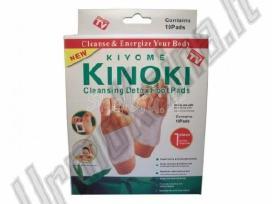 Kinoki detox detoksikaciniai pleistrai - nuotraukos Nr. 4