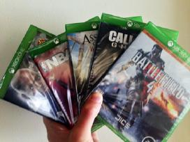 Nupirkčiau xbox one žaidimus.