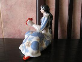 CCP porceliano statulele.zr. foto.2 - nuotraukos Nr. 3