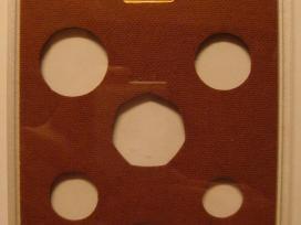 Anglijos monetų dėklas
