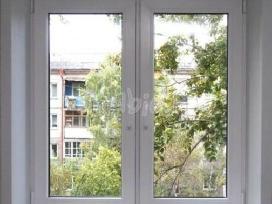 Plastikiniai langai kokybiški - nebrangiai gealan - nuotraukos Nr. 2