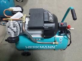 """Oro kompresoriai """"Herkmann"""" įvairiu galingumų - nuotraukos Nr. 4"""