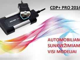 Autocom Universalus diagnostikos irankis cdp+ pro