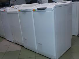 Nukainuotos ir naudotos skalbimo mašinos, siauros. - nuotraukos Nr. 2