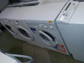 Nukainuotos ir naudotos skalbimo mašinos, siauros. - nuotraukos Nr. 3